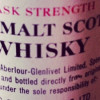 Alkohol Wieczoru #137: Aberlour-Glenlivet As We Get It Pure Malt Scotch Whisky
