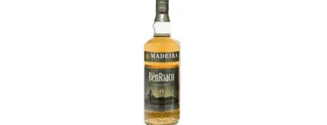 Alkohol Wieczoru #132: Benriach 15 Yo Madeira