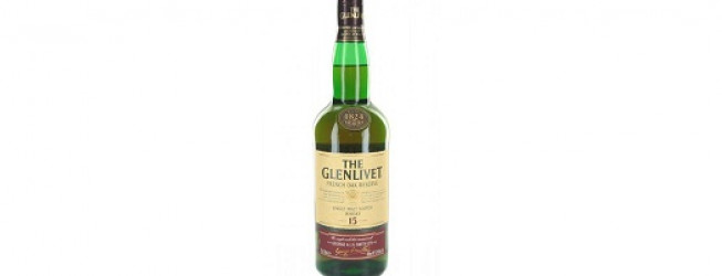 Alkohol wieczoru #129: Glenlivet 15 yo