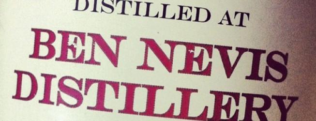 "Alkohol Wieczoru #143: Ben Nevis 14 yo IB James MacArthur ""Old Masters"", CS, 1998-2012 Cask No. 1499"