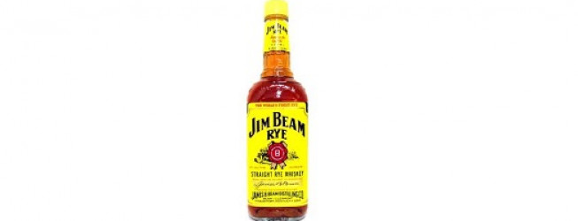 Alkohol wieczoru #164: Jim Beam Rye (Yellow Label)