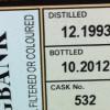 Alkohol wieczoru #158: Springbank 18 yo, 1993-2012, cask 532, bottle 195/246, Duncan Taylor