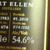 "Alkohol wieczoru # 165: Port Ellen 26 yo Duncan Taylor ""Rarest of the Rare"" 1983-2010"