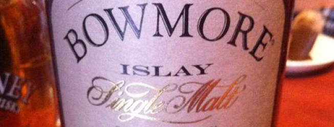 Alkohol wieczoru #179: Bowmore, 16 yo, non chillfiltered, sherry, CS, 53,8%