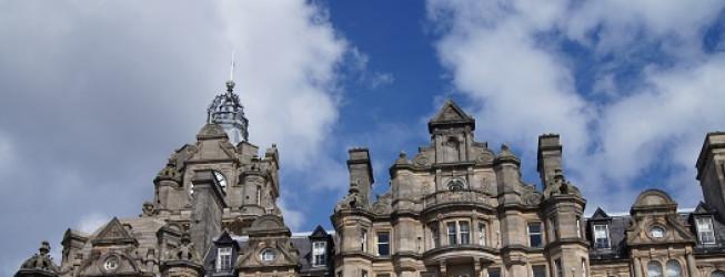 Wyjazd do Szkocji – Edynburg