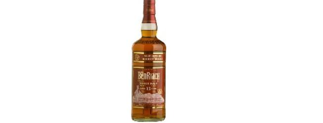 Alkohol wieczoru #193: BenRiach 12 yo Sherry Wood