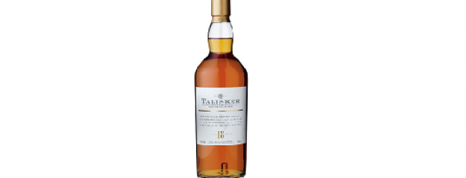 Alkohol wieczoru #196: Talisker 18 yo bottled 2005