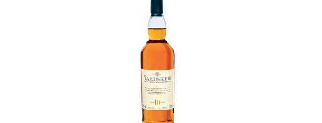 Alkohol wieczoru #194: Talisker 10 yo + KONKURS !!!