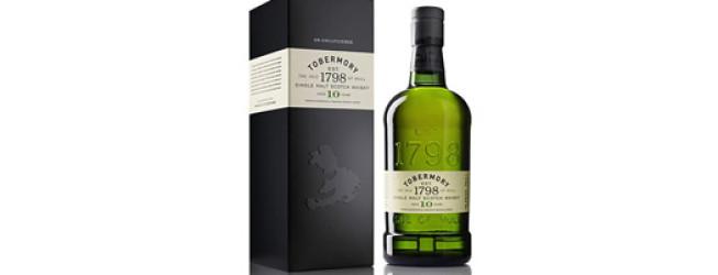 Alkohol wieczoru #221: Tobermory 10yo