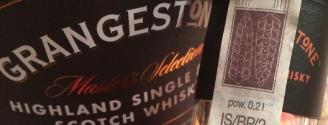 Grangestone Highland Single Malt Scotch Whisky #227