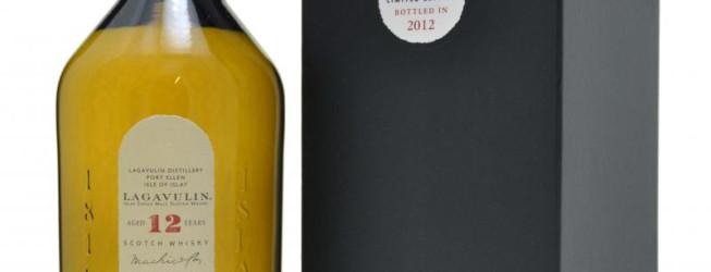 Alkohol wieczoru #232: Lagavulin 12 yo, 57,5% ABV