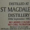 Alkohol wieczoru#238: Saint Magdalene 25 yo, 1982-2008, IB  Blackadder, bottle 482/603, 61,8% ABV