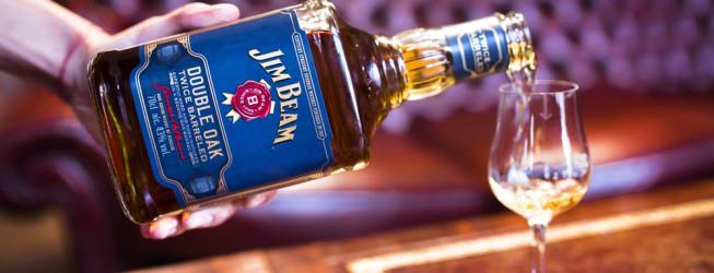 Alkohol wieczoru #314: Jim Beam Double Oak