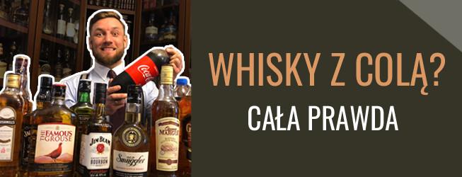 Cała prawda o mieszaniu whisky z colą