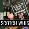 Jak smakuje Passport Scotch Whisky?
