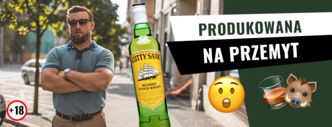 Cutty Sark Blended Whisky – jak smakuje?