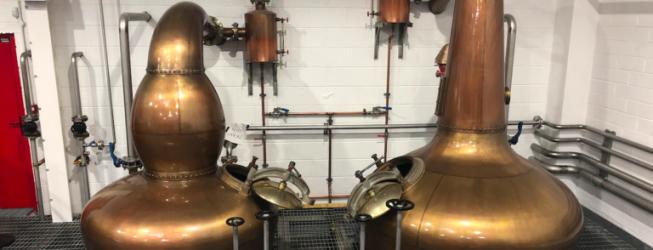 Destylacja whisky – produkcja szkockiej whisky single malt