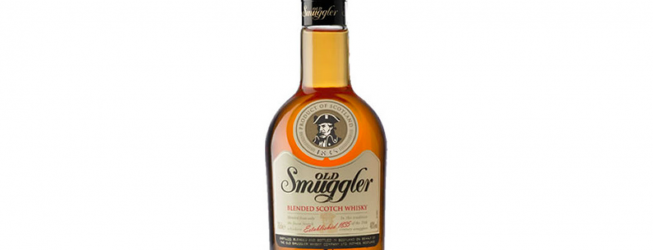 Whisky Old Smuggler blended Scotch