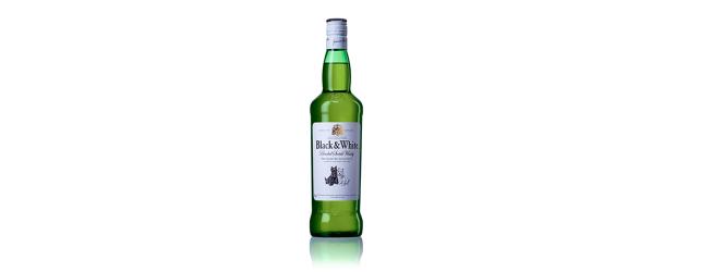 Black & White Whisky – popularna blended Scotch z legendarnyąetykietą
