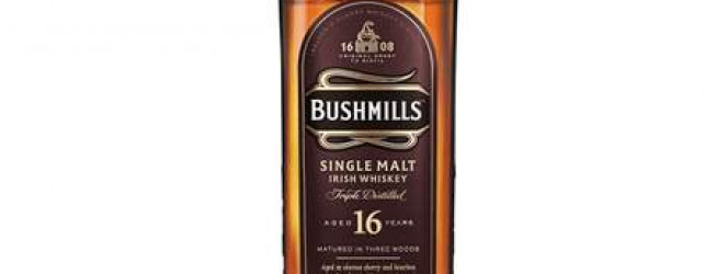 Jak smakuje Bushmills 16 yo Triple Distilled? Degustacja Irish Whiskey
