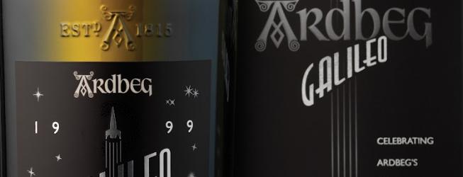 Polska Premiera whisky Ardbeg Galileo