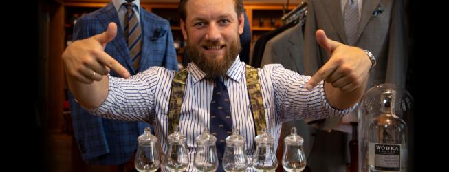 Kieliszki do whisky – profesjonalna degustacja