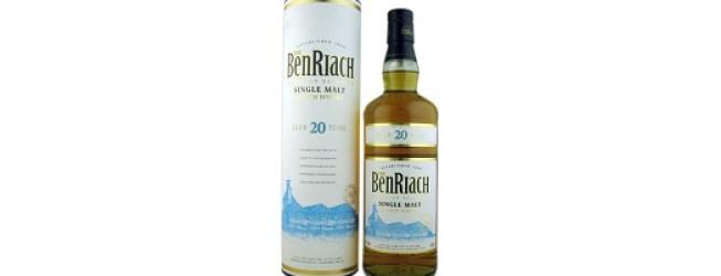 Alkohol Wieczoru #133: Benriach 20 yo