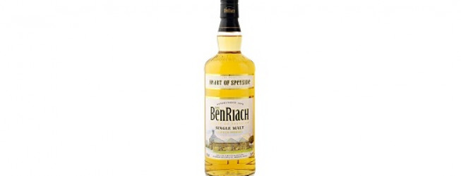 Alkohol Wieczoru #131: BenRiach Heart of Speyisde