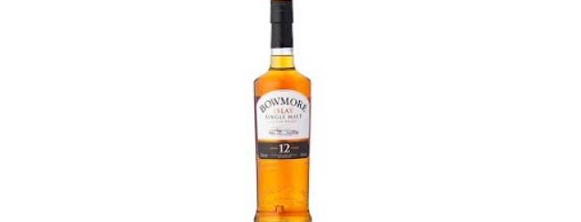 Alkohol Wieczoru #135: Bowmore 12 yo