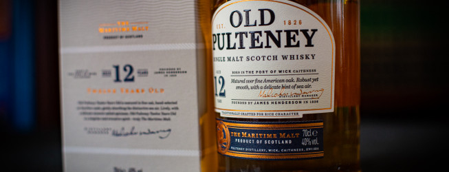 Opinia o Old Pulteney 12 yo single malt Scotch Whisky