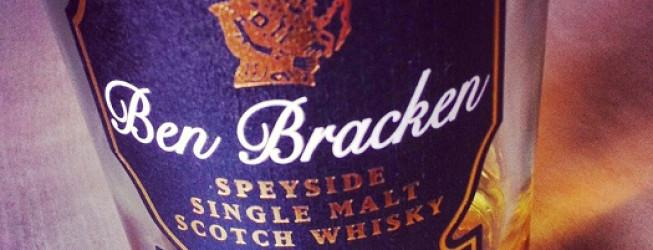 """Alkohol Wieczoru #138: Ben Bracken 12 yo Speyside Single """"Bastard"""" Malt z LIDLa"""