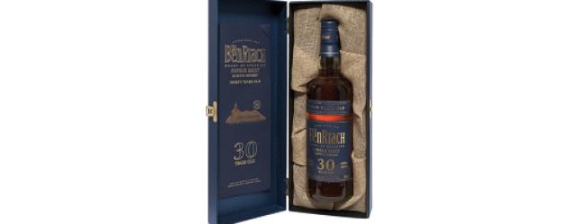 Jak smakuje BenRiach 30 yo single malt Scotch Whisky?