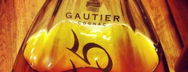 Alkohol wieczoru # 145: Gautier XO 1755 Cognac