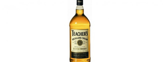 Alkohol wieczoru #170: Teacher's Highland Cream Blended Whisky