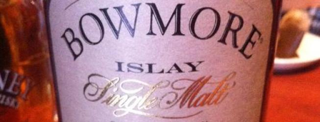 Alkohol wieczoru #179: Bowmore, 16 yo, non chillfiltered, sherry, CS, 53,8%