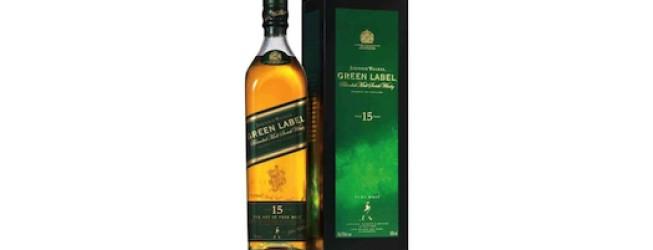 Alkohol wieczoru #208: Johnnie Walker Green Label