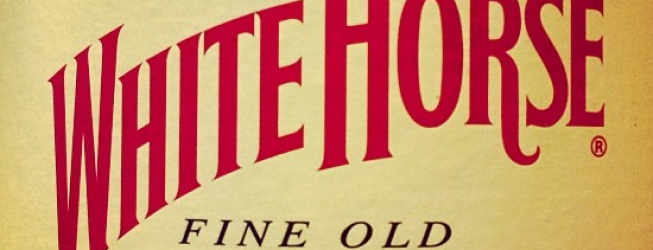 White Horse Scotch Blended Whisky #211