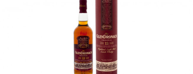 Alkohol wieczoru #222: Glendronach 12 yo