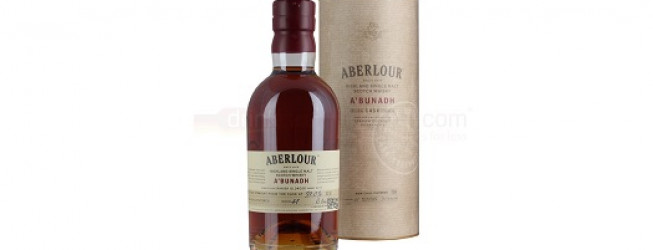 Jak smakuje Aberlour A'bunadh?
