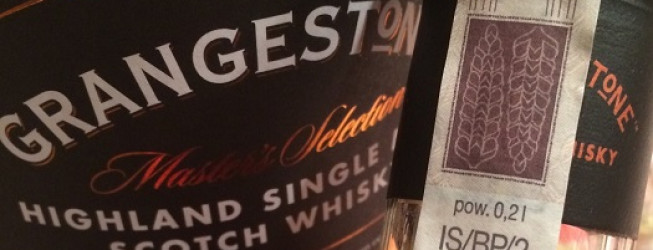 Grangestone Highland Single Malt Scotch Whisky #227