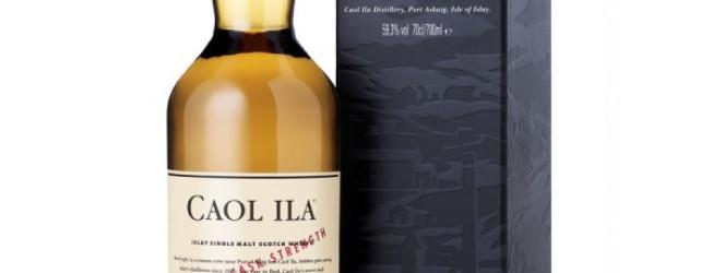 Alkohol wieczoru #232: Caol Ila Natural Cask Strength, 61,6% ABV