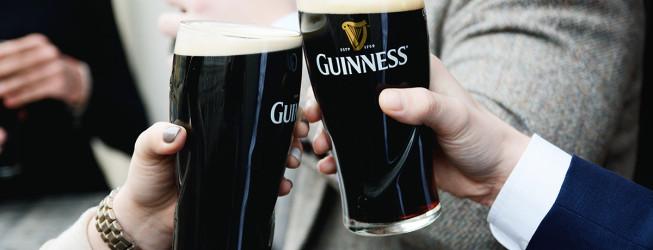 Piwo Guinness, dzień Św. Patryka i księga rekordów