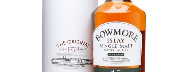Alkohol wieczoru #276: Bowmore 15 yo Mariner