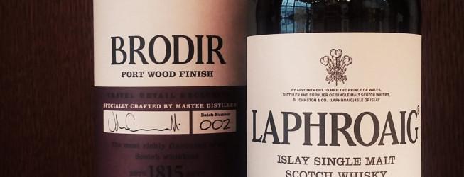 Laphroaig Brodir Batch 002 – jak smakuje?