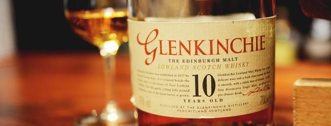 Glenkinchie 10 yo 43% (stara wersja)