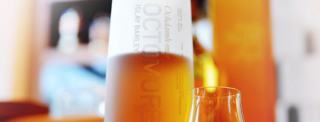 Alkohol wieczoru #279: Octomore 6.3 Islay Barley 5 yo