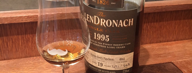 Alkohol wieczoru #300: GlenDronach 19yo Single Cask 1995