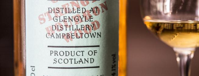"""Alkohol wieczoru #310: Kilkerran """"Work in Progress"""" Bourbon Wood 54,1%"""