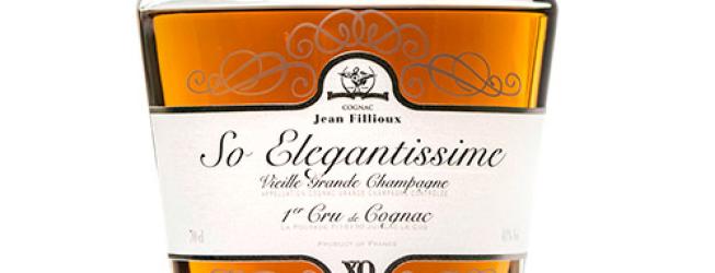 Jak smakuje koniak Jean Fillioux So Elegenatissime XO?