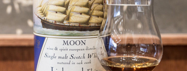 Linkwood Whisky – 1979 The Sails in the Wind by Moon Import